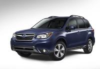Появились изображения нового Subaru Forester в полный рост