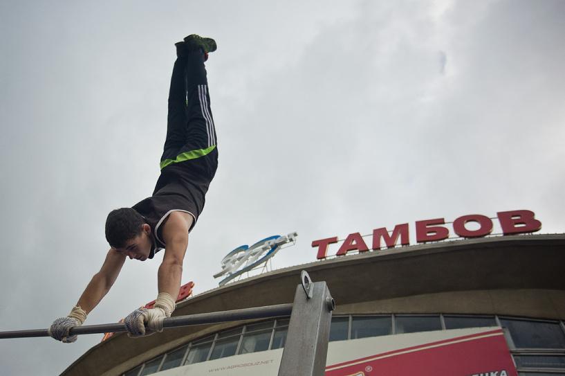 В День города в Тамбове развернется спортивный фестиваль