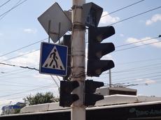 На Пролетарской появится очередной светофор