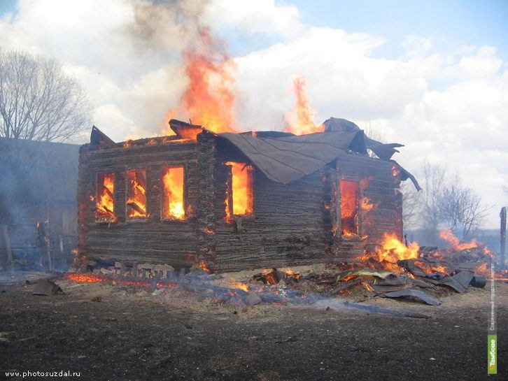 С января по май в Тамбове в огне погибли 5 человек