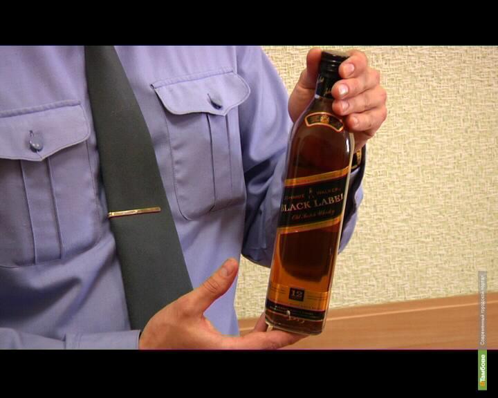 В Тамбове прикрыли подпольный алкомаркет