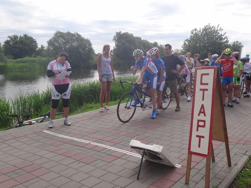 В Тамбове незрячие велосипедисты примут участие в Кубке России