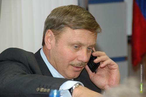"""Тамбовский сити-менеджер Бобров признан """"Народным главой"""""""