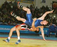 Борьба остается в программе Олимпийских игр