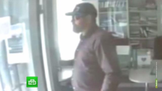 В Тамбовской области задержали подозреваемого в ограблении столичного банка