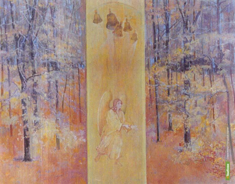 В Доме художников открылась выставка Юрия Киселёва