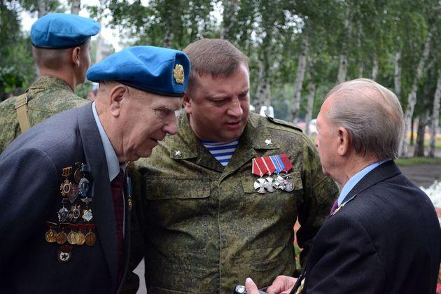 Глава Тамбова написал стихи ко Дню Победы