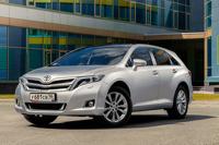 Припозднившаяся и долгожданная: тестируем Toyota Venza