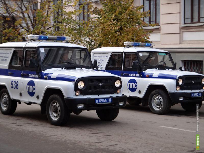 В Тамбове задержали подозреваемого в разбойном нападении на таксиста