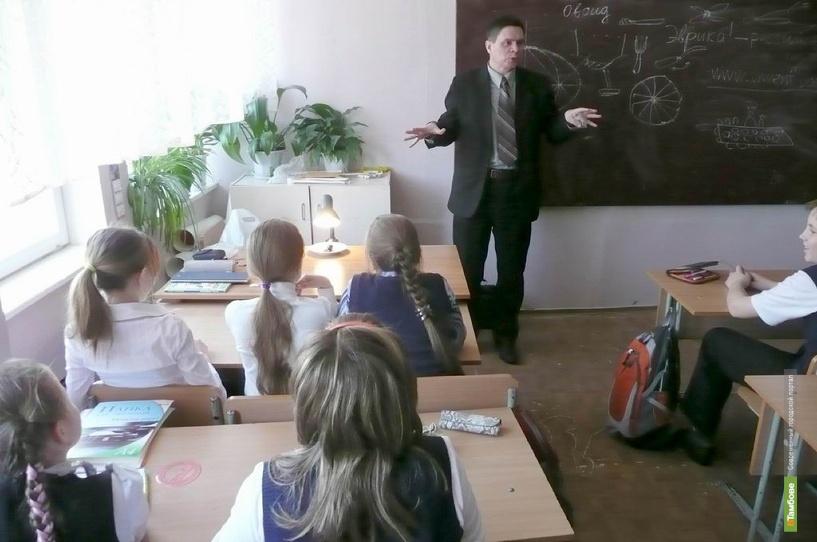 Тамбовских учителей посадят за парты