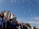 Тамбовские школьники запустили в небо 334 воздушных шара