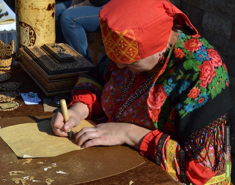 В Тамбовской области создадут Каталог традиционных ремёсел