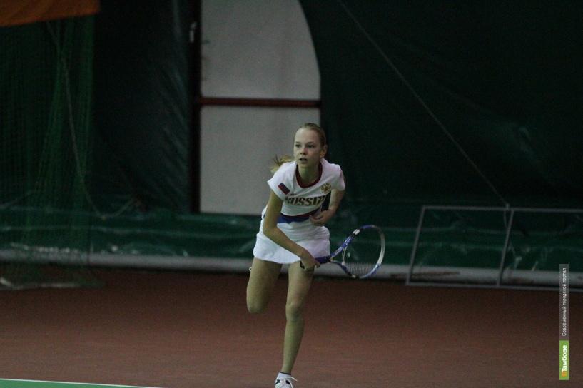 Тамбовская теннисистка привезла из Армении сразу 4 золотых медали