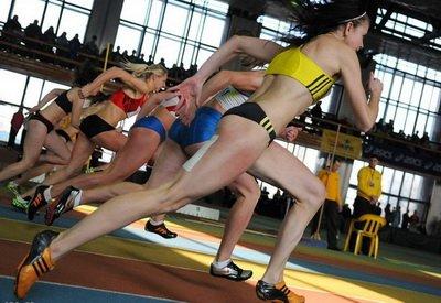 Тамбовские легкоатлеты отправятся на чемпионат ЦФО