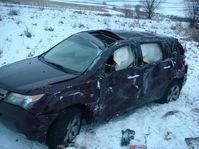 В январе на Тамбовщине в дорожных авариях постадали 18 детей
