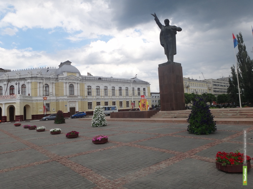 Рейтинг политической устойчивости Тамбовщины пошатнулся