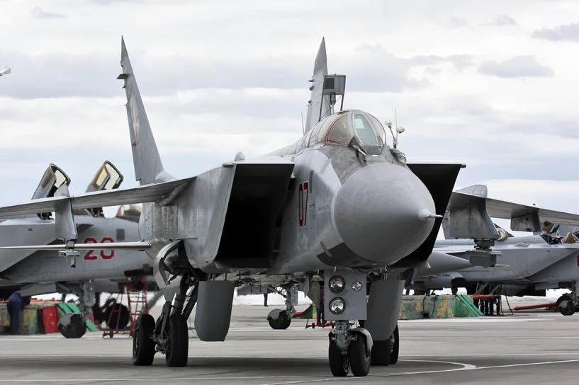 Рогозин решил возродить производство МиГ-31