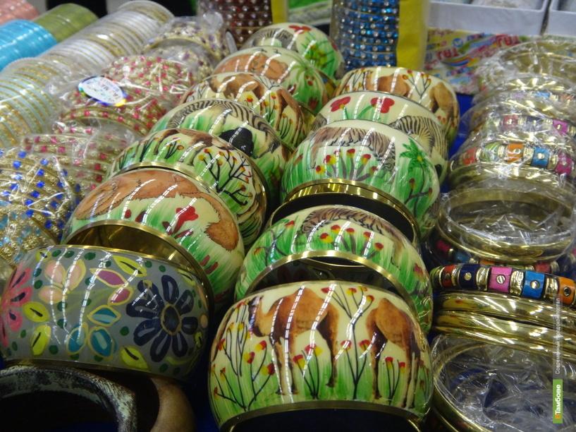 В Тамбове развернулся настоящий индийский базар