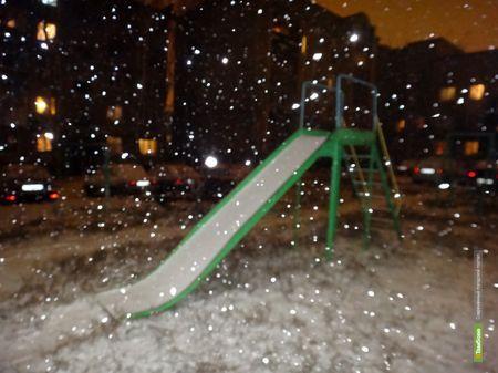 На Тамбов обрушатся снегопады