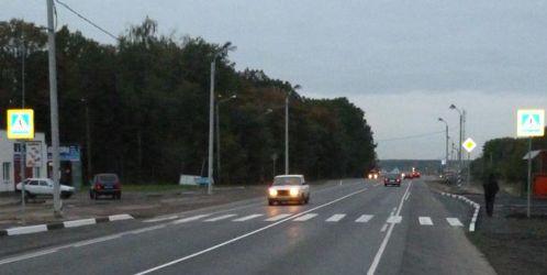 В Тамбовском районе автомобилист сбил девушку и скрылся