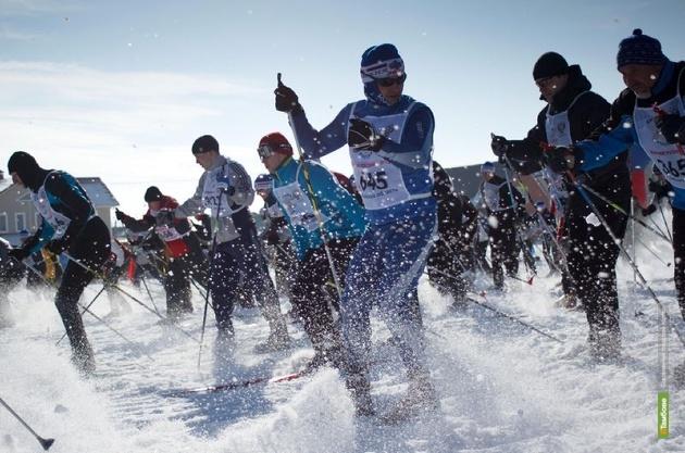 Тамбовский лыжник стал чемпионом на Празднике Севера