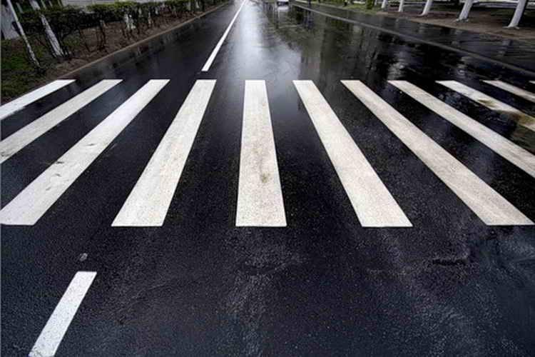 Тамбовчанка сбила ребёнка на пешеходном переходе