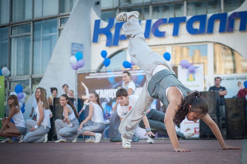 В Тамбове пройдёт фестиваль спортивных танцев