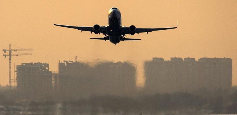 Российские авиакомпании увеличили пассажирские перевозки