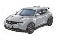 Новый супермобиль: встречайте Nissan Juke-R