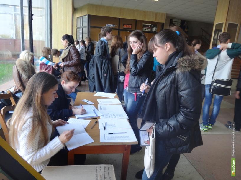 Дмитрий Ливанов пообещал ускорить процесс выборов ректора в ТГТУ