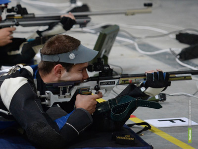 Тамбовчанин стал самым метким стрелком страны