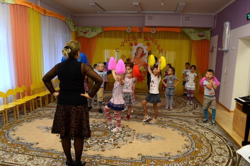 Тамбовские воспитатели соревнуются за звание лучшего