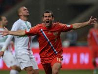 Кержаков попал в ворота португальской сборной