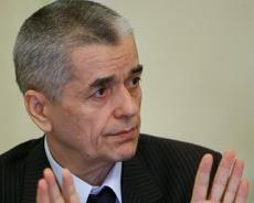 Онищенко вновь призвал отказаться от гамбургеров