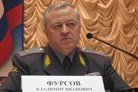 Глава тамбовской милиции Фурсов решил покинуть свой пост