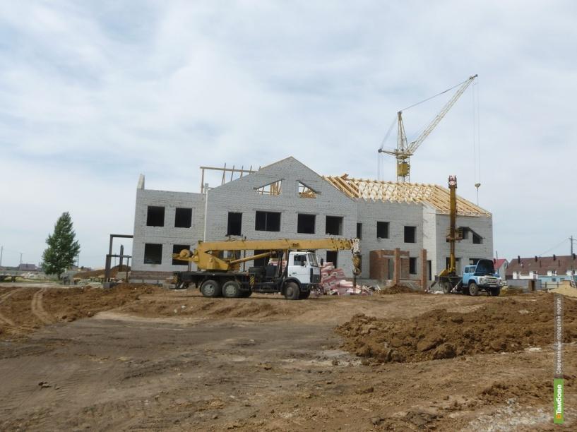 «Изумрудный город» в Тамбове строят в кредит