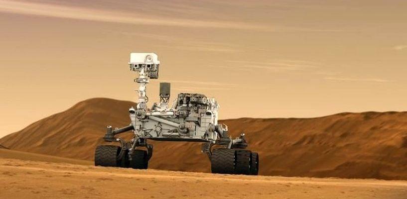 На Марсе обнаружили загадочную статую
