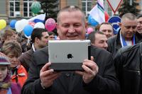 За прошлый год счастливых россиян стало на 10% больше