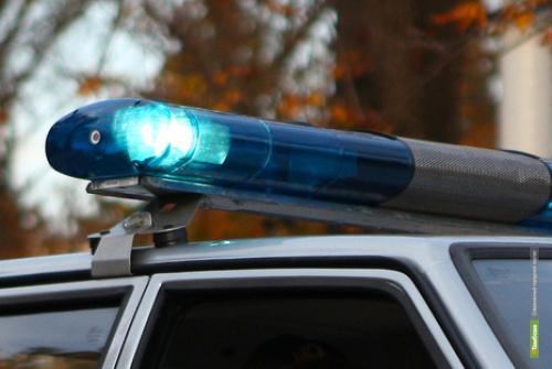 Тамбовский полицейский на своем авто сбил мужчину