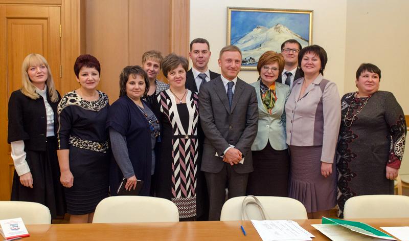 Сельские учителя Тамбовщины получили награды