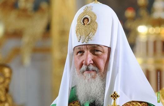 Губернатор Олег Бетин получил письмо от Патриарха Московского и всея Руси Кирилла