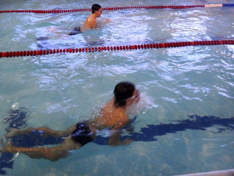 Тамбовский школьник занял первое место на подмосковном турнире по плаванию