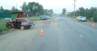 В ДТП в Моршанске пострадали двое малолетних детей