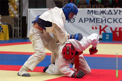 Тамбовские юноши поборются на кулаках за путевку на чемпионат России