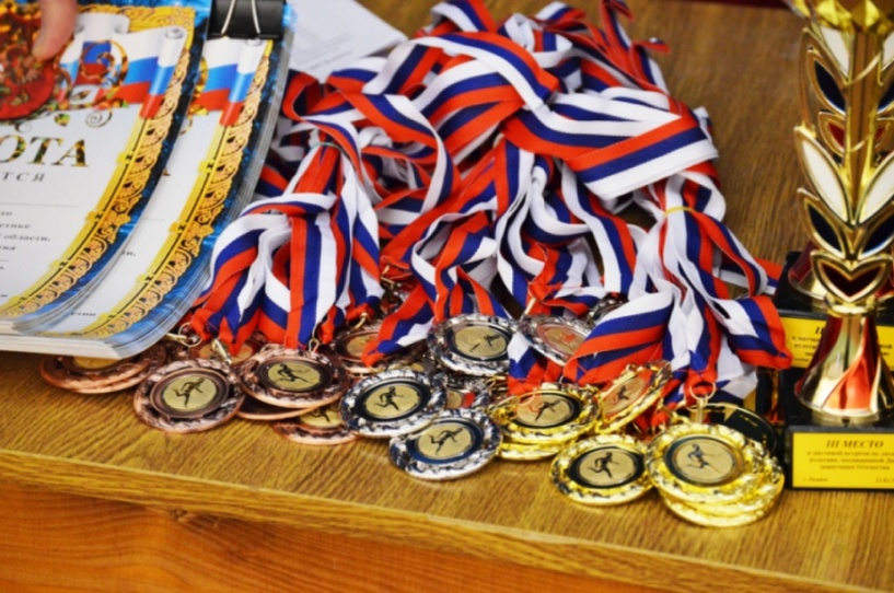 Тамбовские легкоатлеты привезли медали из Пензы