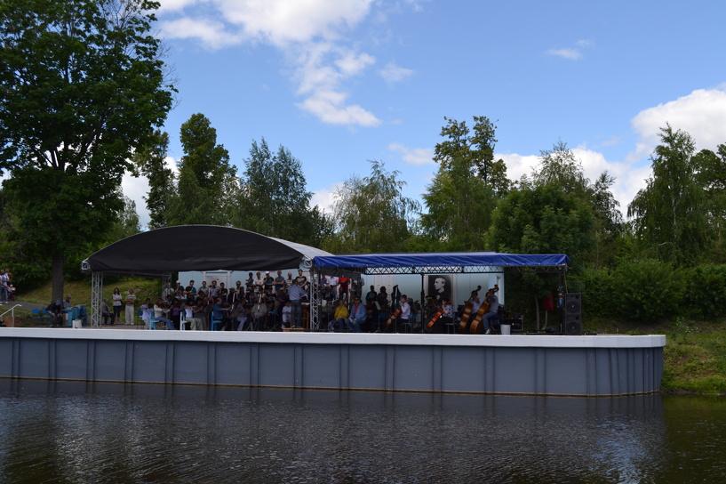 Лучшее культурное событие года состоялось в музее-усадьбе Рахманинова в Ивановке