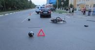 В Котовске новоиспеченная автоледи устроила ДТП