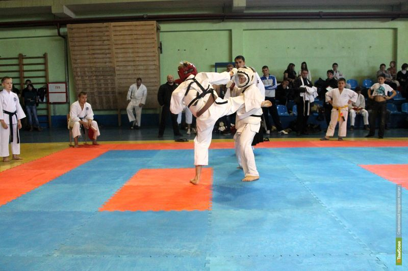 Тамбовская команда по каратэ одержала победу на Первенстве Москвы