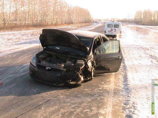 Два человека погибли в ДТП в Петровке