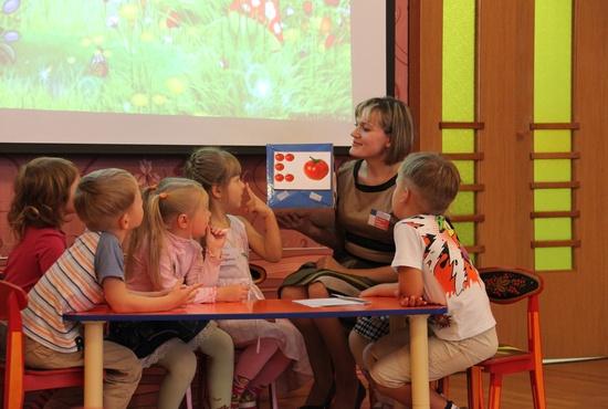 В Тамбове отметили День воспитателя